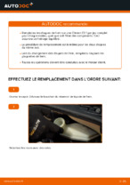 Comment remplacer des disques de frein avant sur une Citroen C3 1