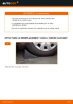 Comment remplacer les amortisseurs de suspension arrière sur une Mercedes-Benz W169