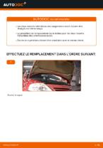 Comment remplacer les ressorts de suspension avant sur une Citroen C3 1