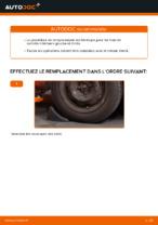 arrière et avant Bras de suspension CITROËN C3 | PDF tutoriel de remplacement