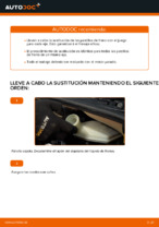 Cómo cambiar las pastillas de freno de discos delantero Citroen C3 1