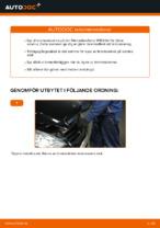 Hur man byter ut en främre bromsskiva på Mercedes-Benz W169