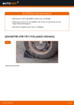 KILEN 51416 för CITROËN | PDF instruktioner för utbyte