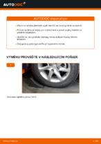 Manuální PDF pro údržbu Třída A