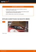 Quando mudar Molas de compressão CITROËN C3 I (FC_): pdf manual