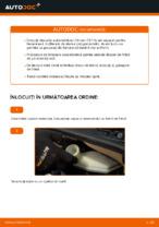 Înlocuire Brat Suspensie stânga și dreapta CITROËN C3 I (FC_): ghid pdf