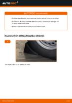 Cum se înlocuiesc amortizoarele suspensiei din spate a autovehiculului VOLKSWAGEN TRANSPORTER T4 (70XB, 70XC, 7DB, 7DW)