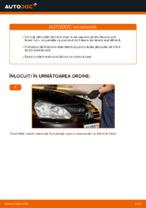 PDF manualul de înlocuire: Set placute frana, frana disc VW spate si față