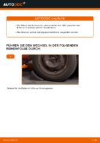 CITROËN C3 I (FC_) Luftmassenmesser wechseln : Anleitung pdf