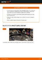 Schimbare Set discuri frana VW GOLF: pdf gratuit