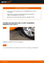 DIY-Leitfaden zum Wechsel von Radlagersatz beim VW GOLF IV (1J1)