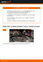 Comment remplacer des disques de frein arrière sur une VOLKSWAGEN GOLF V