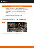 Jak vyměnit zadní brzdové kotouče na VOLKSWAGEN GOLF V