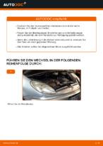 Tipps von Automechanikern zum Wechsel von CITROËN Citroen Xsara Picasso 1.6 HDi Spurstangenkopf