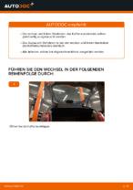 Schritt-für-Schritt-Anweisung zur Reparatur für Citroen Xsara Kombi