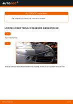 Automekaniker anbefalinger for udskiftning af CITROËN Citroen Xsara Picasso 1.6 HDi Brændstoffilter