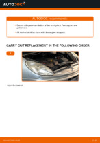 CITROËN maintenance manual pdf