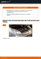 CITROËN XSARA Box φροντιστήριο επισκευής και εγχειριδιο