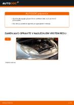 Zracni filter CITROËN C4   PDF vodič za zamenjavo