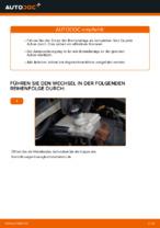 Montage Bremssteine CITROËN XSARA PICASSO (N68) - Schritt für Schritt Anleitung
