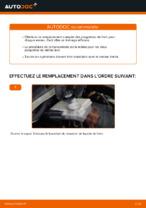 Comment changer et régler Kit de plaquettes de frein CITROËN XSARA : tutoriel pdf