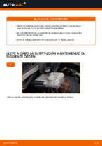 ATE 25895 para XSARA PICASSO (N68) | PDF guía de reemplazo