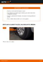 Como substituir Pinças de freio traseiro e dianteiro CITROËN XSARA PICASSO (N68) - manual online