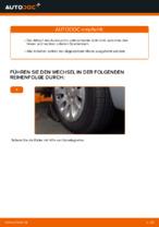 CITROËN XSARA PICASSO (N68) Sensor Raddrehzahl: Online-Handbuch zum Selbstwechsel