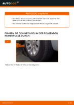 CITROËN Wartungsanleitung PDF