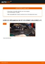 Hoe de brandstoffilter van een VOLKSWAGEN PASSAT B5 (3BG, 3B6) vervangen