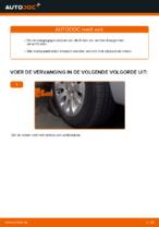 Draagarm wielophanging veranderen: pdf handleidingen voor CITROËN XSARA