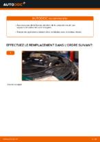 Comment remplacer un filtre à essence sur une VOLKSWAGEN PASSAT B5 (3BG, 3B6)