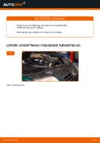 Hvordan man udskifter brændstoffilter på VOLKSWAGEN PASSAT B5 (3BG, 3B6)