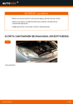 CITROËN omistajan käsikirja pdf