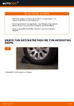 Εγχειρίδιο εργαστηρίου για Citroen Xsara Combi