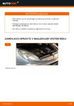 Avtomehanična priporočil za zamenjavo CITROËN Citroen Xsara Picasso 1.6 HDi Blazilnik