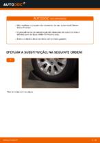 Descubra o nosso tutorial detalhado sobre como solucionar o problema do Jogo de rolamentos de roda traseira e dianteira CITROËN