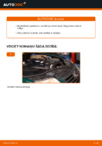 VW lietošanas instrukcija tiešsaistes