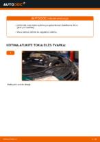 Automechanikų rekomendacijos VW Passat 3c 2.0 TDI 16V Amortizatoriaus Atraminis Guolis keitimui