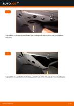 Πώς αντικαθιστούμε φίλτρο καμπίνας σε VW Touran 1T1 1T2