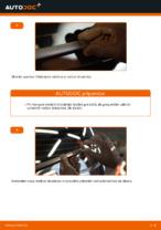 Avtomehanična priporočil za zamenjavo VW Touran 1t1 1t2 2.0 TDI 16V Konec jarmovega droga