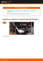 Avtomehanična priporočil za zamenjavo VW Touran 1t1 1t2 2.0 TDI 16V Zracni filter