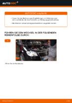 Wie Sie den Motorluftfilter am VW Touran 1T1 1T2 ersetzen