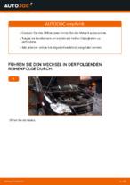 Wie Sie Motoröl und den Ölfilter am VW Touran 1T1 1T2 ersetzen