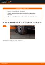 Wanneer Spoorstangkogel VW TOURAN (1T1, 1T2) vervangen: pdf handleiding