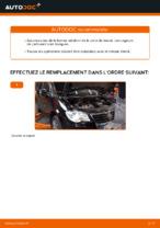 Comment remplacer un filtre à essence sur une VW Touran 1T1 1T2
