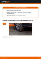 Hvordan skifter man og justere Styrekugle : gratis pdf guide