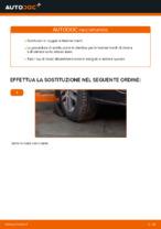 Guida passo passo alla riparazione VW Touran 5t
