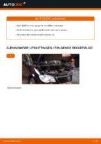 Mekanikerens anbefalinger om bytte av VW Touran 1t1 1t2 2.0 TDI 16V Kileribberem