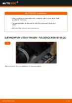 Manuell PDF om TOURAN vedlikehold